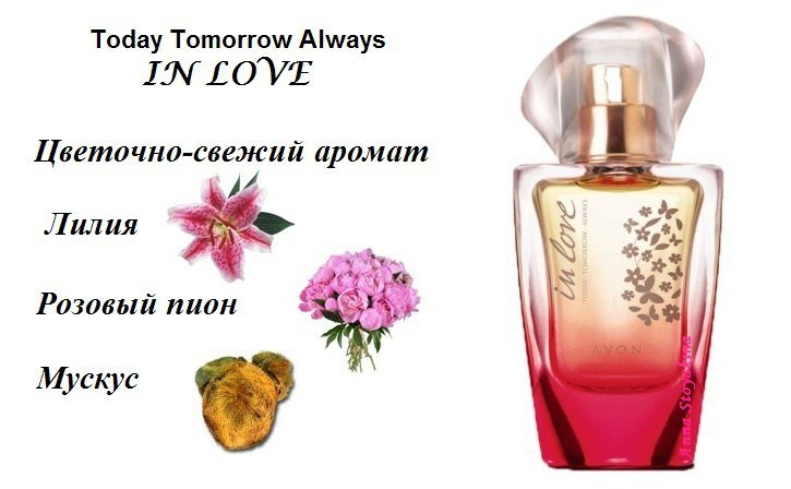 Avon In Love